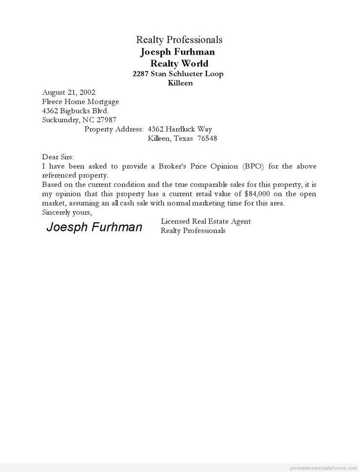 Stock broker job application letter