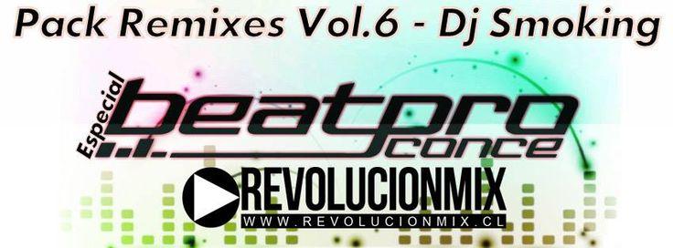 descarga Pack Remixes Vol.6 – Dj Smoking ~ Descargar pack remix de musica gratis | La Maleta DJ gratis online