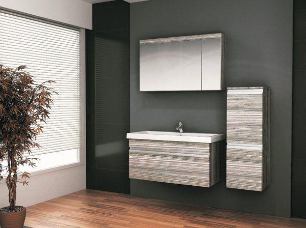 Emart Banyo Dolabı New Leda 100
