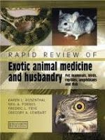 Veterinary Ebook: Rapid Review of Small Exotic Animal Medicine and H...