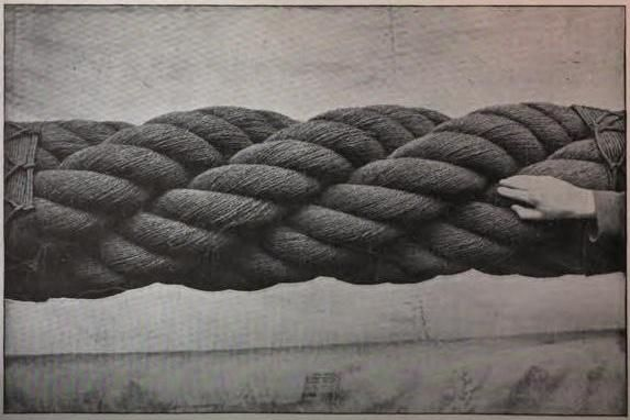 Japan? Giant Rope