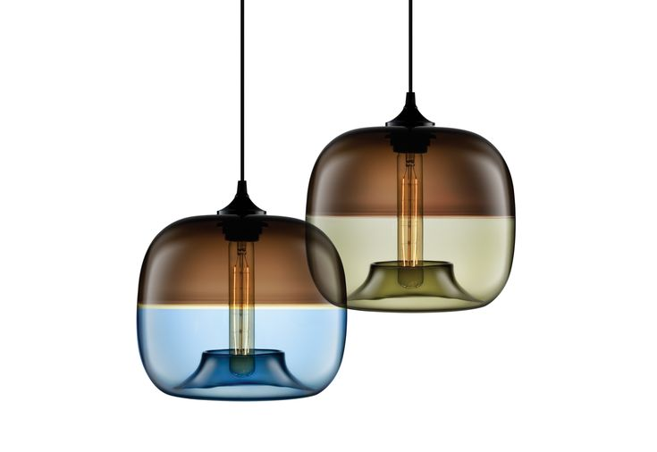Stunning Pendant Lights by Niche Modern. - Design Is This
