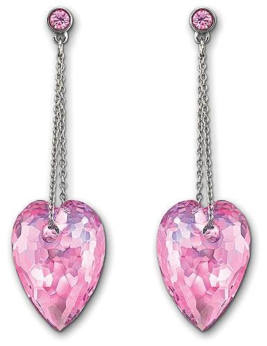 I love dangling earrings!