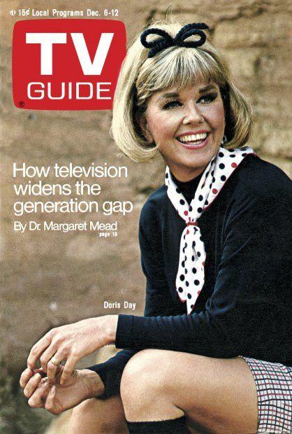 TV Guide: December 6, 1969 - Doris Day