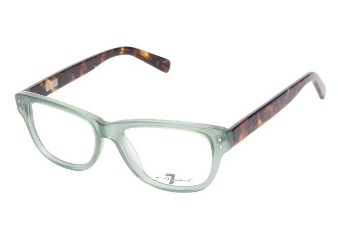 7 For All Mankind Glasses | 7 For All Mankind 771 Moss - ClearlyContacts.ca
