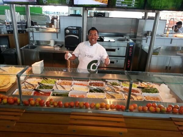 Executive Chef Nyoman at La Place Bali  #Bali #airport #Indonesia