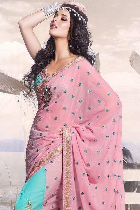 7a1fc3f42 Awesome Fashion 2012  Awesome Modern Indian Saree Fashion -Top 10 Saree  Designs
