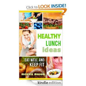 Healthy Lunch Ideas.  Now I can figure out what to made for work rather than eating fast food!
