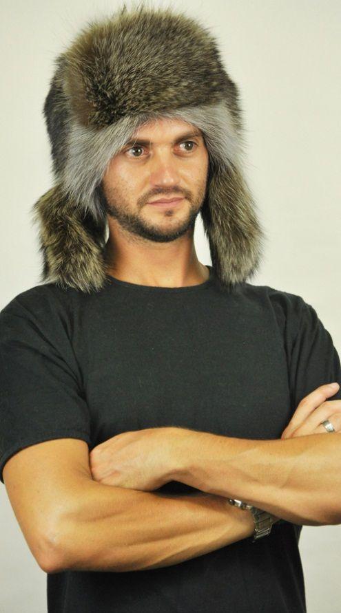 Cappello in marmotta stile russo. http://www.amifur.com