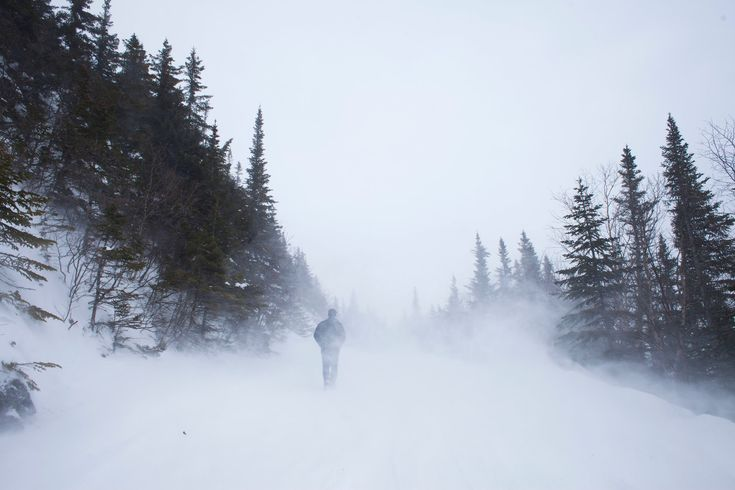 An Eyelash-Freezing 'Icy Hell': The One Spot That Could Feel Like Minus 100 - The New York Times