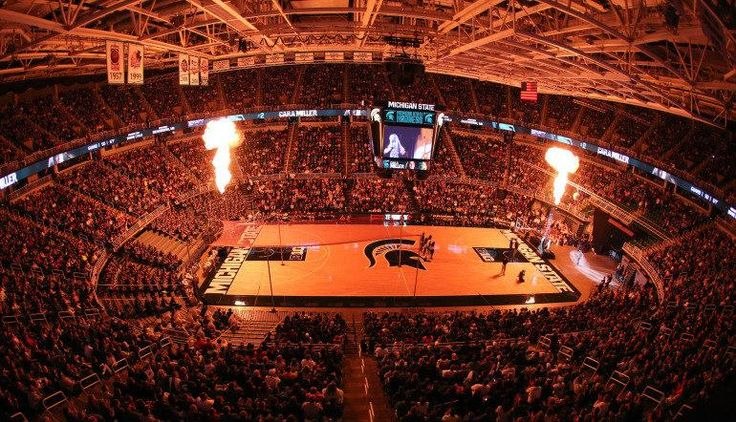 Breslin Student Events Center - Home to the Michigan State Spartans