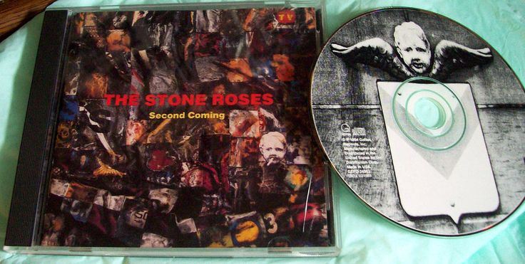 The Stone Roses - Second Coming - GENUINE CD ALBUM - EXCELLENT CONDITION