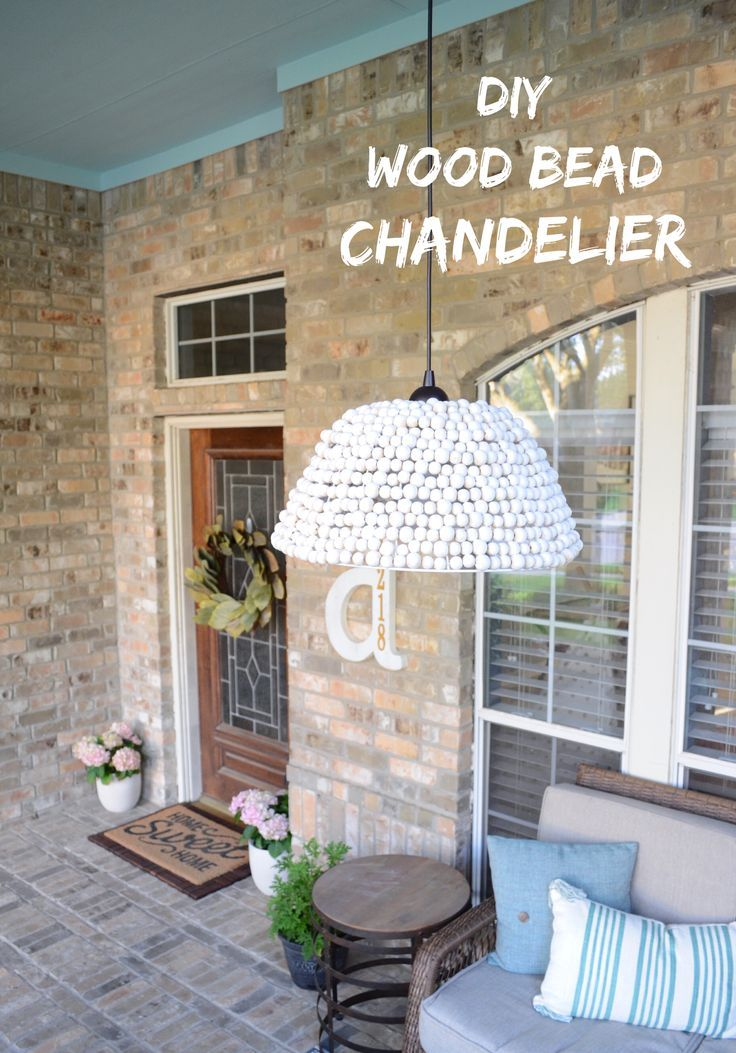 Outdoor Lights Outdoor Chandelier Front Porch Front Porch Ideas
