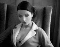 LUISA SPAGNIOLI: Italy elegance by FEMINITY , via Behance