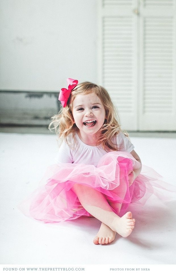 Little ballerina girls – breaking hearts of moms and dads all over the world since forever ☺