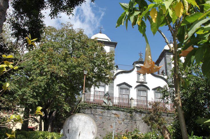 Aida Kreuzfahrt Kanaren und Madeira - Madeira - Igreja De Nossa Senhora Tun Monte