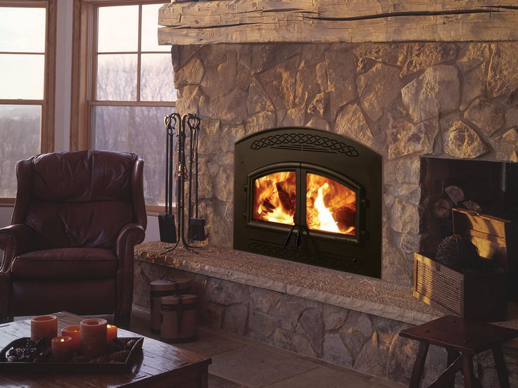 Heatilator Constitution Wood Fireplace  House ideas