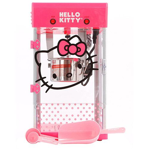 Take A Look At This Hello Kitty Popcorn Maker By Hello Kitty Kitchen Appliances