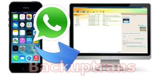 Backup iPhone WhatsApp Chat History to computer. http://www.backuptrans.com/tutorial/backup-whatsapp-chat-history-from-iphone-to-computer.html