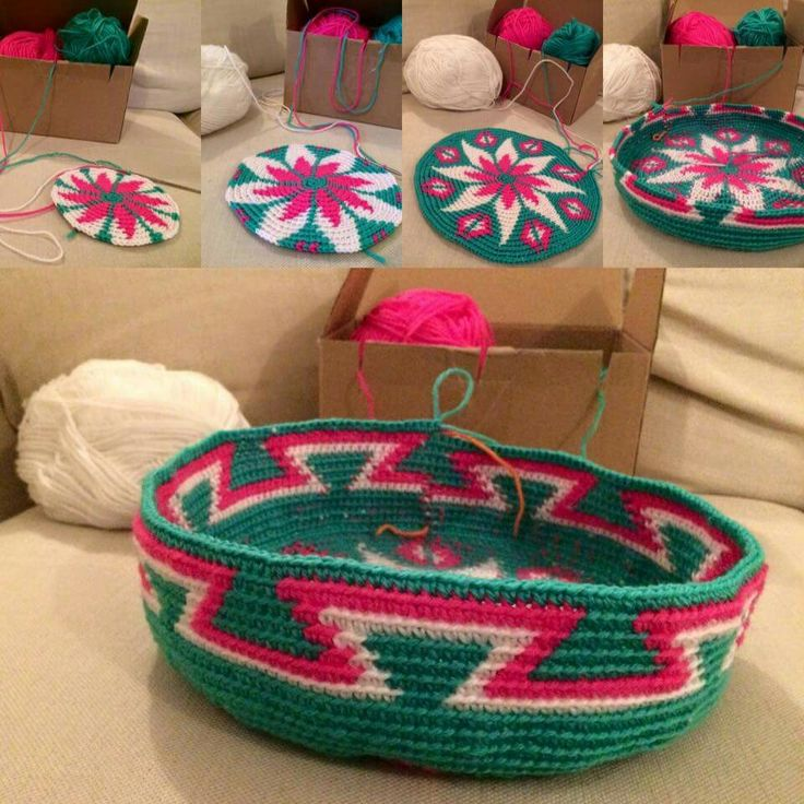 Wayuu Mochila bottom
