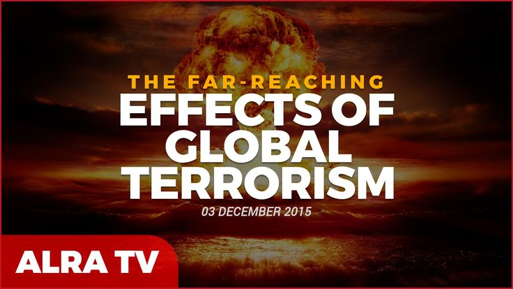 The Far-Reaching Effects of Global Terrorism - His Holiness Younus AlGohar discusses with associates from Messiah Foundation International how the current wave of terrorism is changing our world. He shares his profound understanding of terrorist organisations like ISIS and gives world leaders sound advice for tackling homegrown terrorism.
