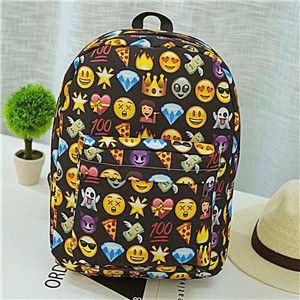 Emoji Backpack Pr... http://www.jakkoutthebxx.com/products/emoji-backpack-pretty-style-women-canvas-backpacks-emoji-face-printing-school-bag-for-teenagers-girls-sac-a-dos-mochila-feminina-emoji-black #alloverprint #mall #style #trending #shoppingaddict  #shoppingtime #musthave #onlineshopping #new