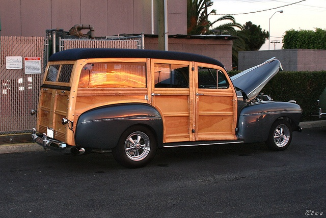 1941 Mercury woody - gray...Re-pin brought to you by a #BetterInsuranceRate at #HouseofInsurance Eugene.