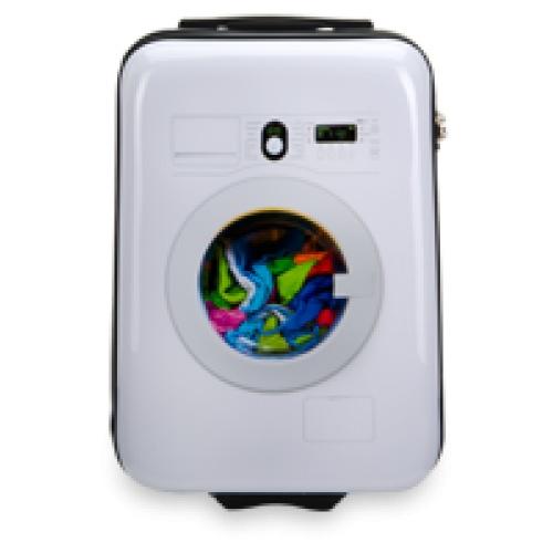 Washing Machine Suitcase :- Light Weight Locking Trolley