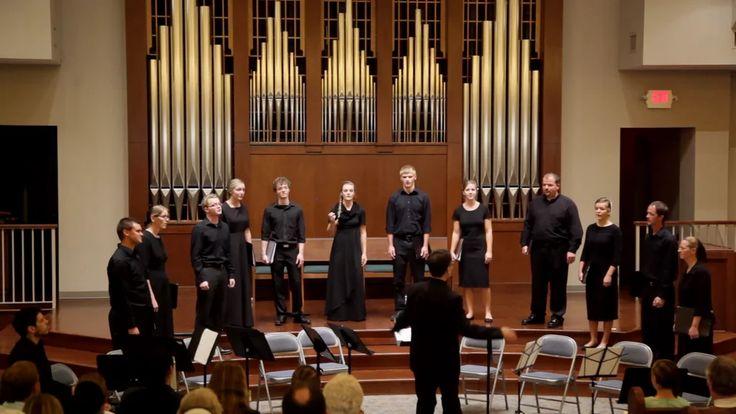 Baba Yetu on Vimeo // Music / Ensemble / Choral / Vocal / Harmony /