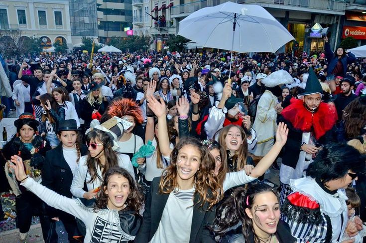 Carnival Bookings Across Greece Boost Positive Sentiment.
