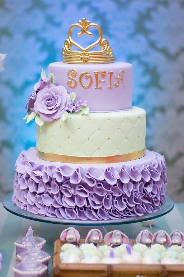 """Festa Inspiração - Tema """"Princesa Sofia e Príncipe James"""""""