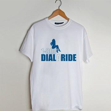 1-800-dial A Ride T Shirt