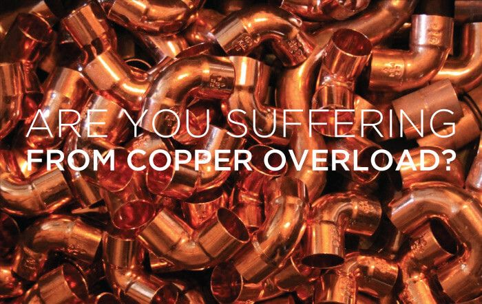 Copper overload symptoms, copper has the ability to profoundly affect every system in the body especially the reproductive, nervous, and glandular systems.