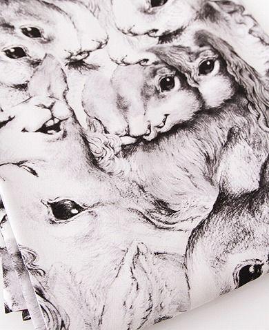 あちゃちゅむ 豆千代 着物 ahcahcum-muchacha trippy bunny kimono