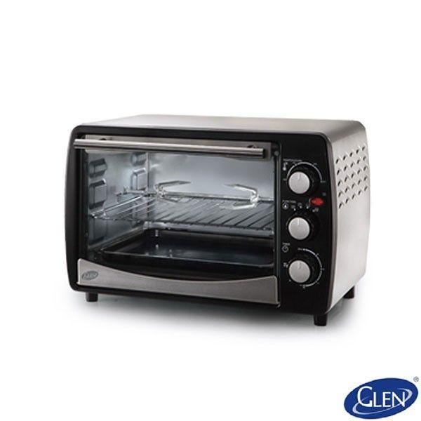 Glen Oven Toaster Griller With Rot Motor Gl 5020 20Ltr