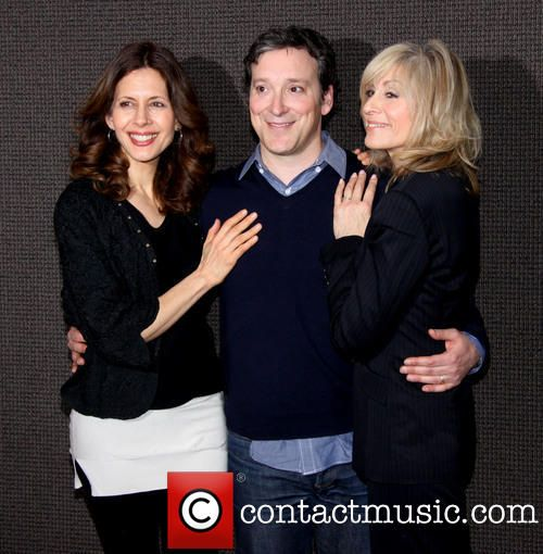 Jessica Hecht, Jeremy Shamos and Judith Light - Press junket for... | Jessica Hecht Picture 3529475 | Contactmusic.com