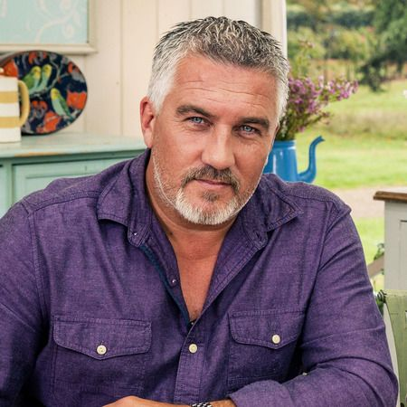 """Paul Hollywood on """"The Great Comic Relief Bake Off"""" 2015 ~ #GBBO special for charity 