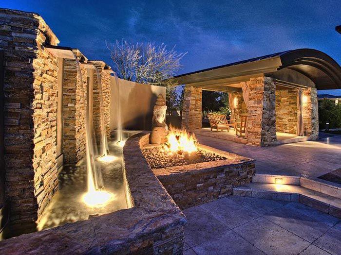 luxury backyard designs | Architecture Directory » Blog Archive » The Ridges Contemporary Zen ...