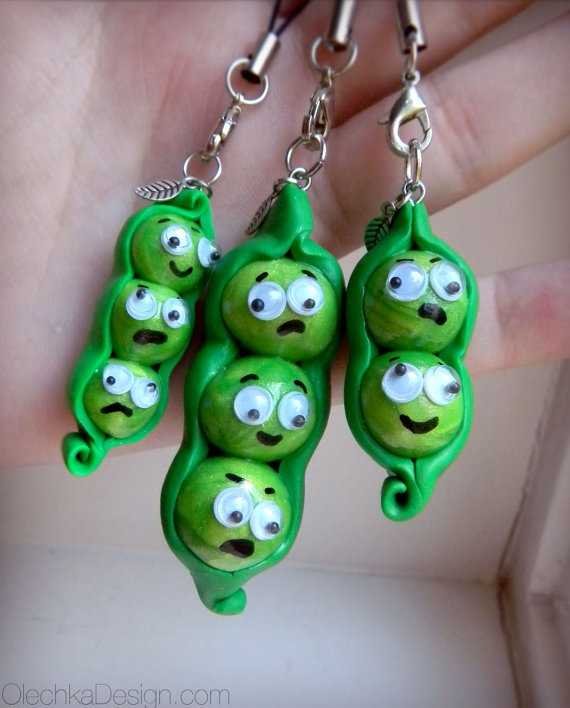 88 Best Images About Cute Clay Food Jewelry On Pinterest