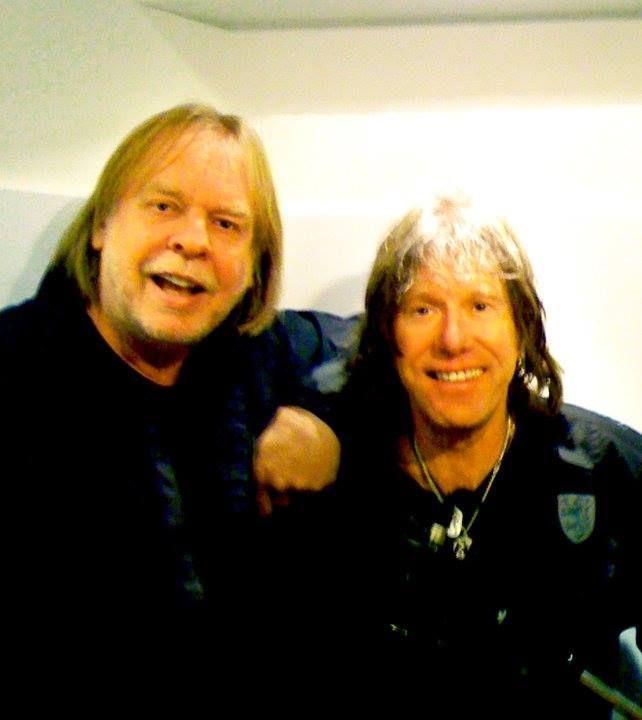 Keith Emerson and Rick Wakeman!!!