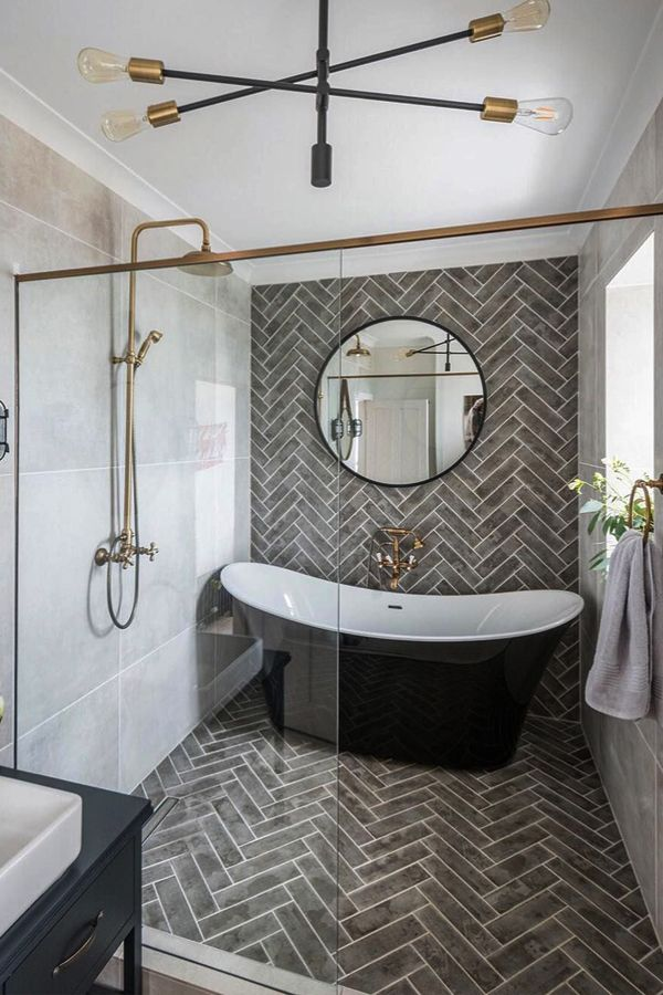 Bathroom Remodeling Trends If We Factor In How Much The Average Person Spends In The Master Bathroom Renovation Diy Bathroom Remodel Bathroom Remodel Master