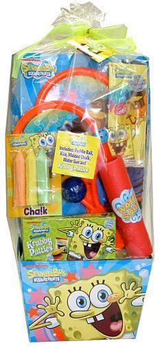 148 best jj images on pinterest wallets spongebob squarepants gifts for kids easy easter basket ideas spongebob squarepants pre filled easter basket negle Choice Image