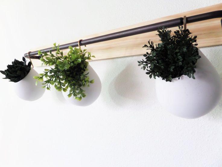 IKEA hack: handig plantenrek voor je kruidenplanten - Roomed