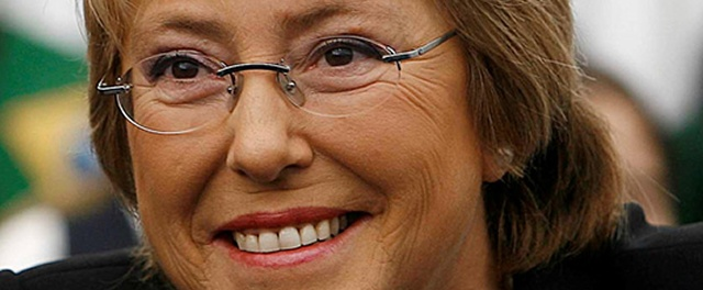 Socialistas chilenos y PPD proclaman a Bachelet como candidata