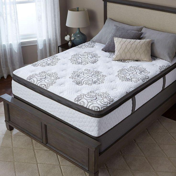 69800 serta perfect sleeper hillgate ii cushion firm