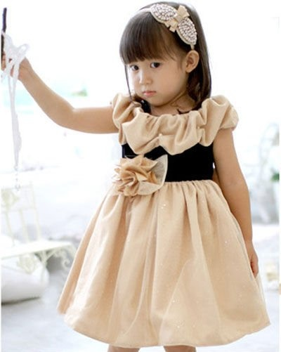 Competitive price fancy dresses for girls