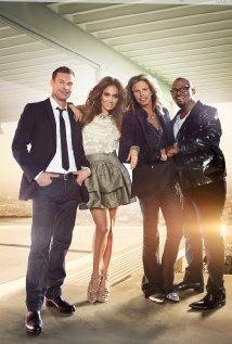 American Idol -Ryan Secrest, Jennifer Lopez [J Lo], and Randy