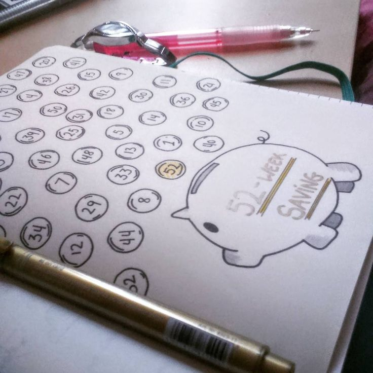 """Day 12 #planwithmechallenge // Financial Plans  Because I'm just starting my #bulletjournal I don't have a lot of pages which are not monthly/daily pages,…"""