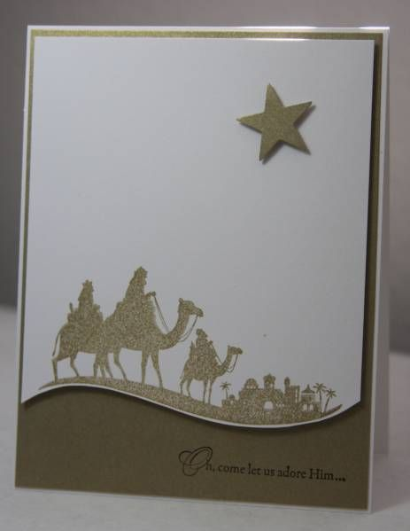 3395 best CARDS - CHRISTMAS images on Pinterest | Holiday cards ...