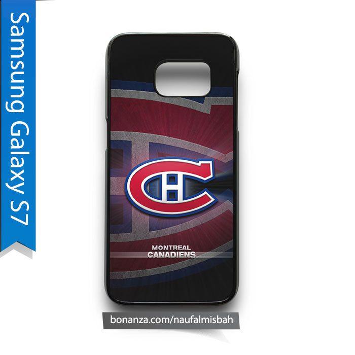 Montreal Canadiens Logo Samsung Galaxy S7 Case Cover